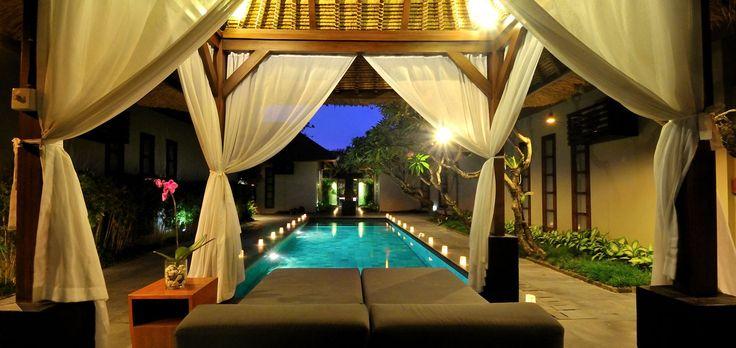 Uma Sapna Villa Seminyak Bali - Eat-Pray-Love + Relax-Shop-Surf-Party