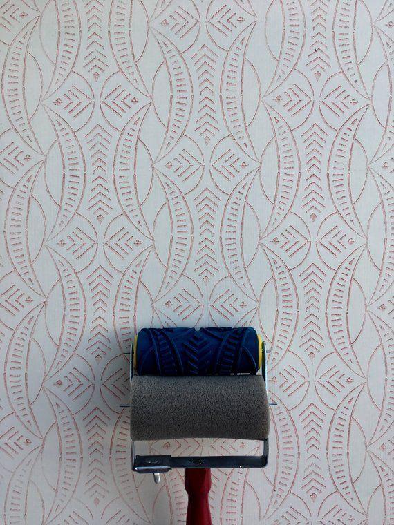Pattern Paint Roller Pattern Roller Decorative Roller Wall