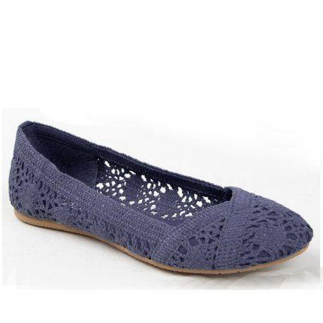 Crochet Pumps Bridesmaid Shoes