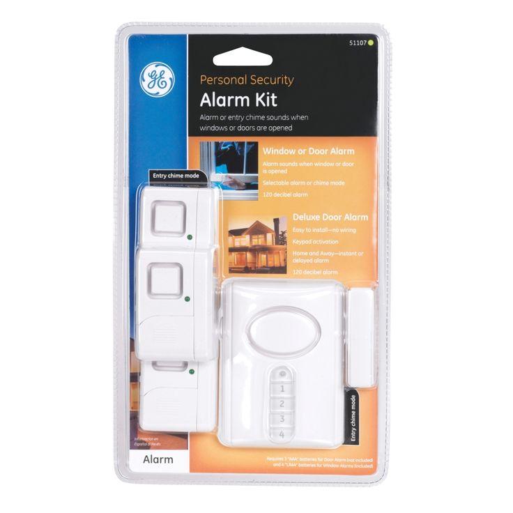 Alarm Jammer Wireless System