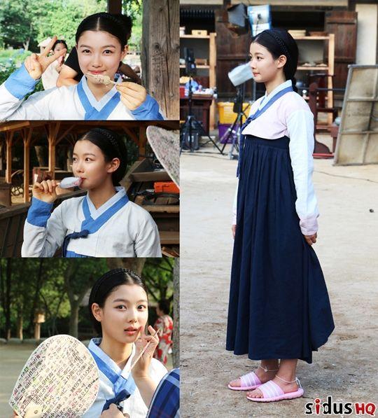 김유정, 비밀의 문 Secret Door