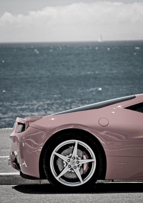 Ferrari - this color!