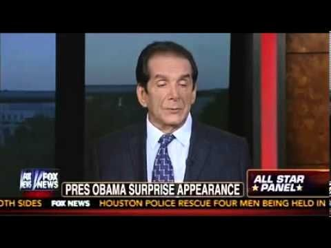 """Krauthammer's Take on Obama's Trayvon Speech:  """"Not Enlightenint"""" - It Was NOT About Race (Video) Obama 'Re-Racialized' Martin-Zimmerman Affair"""
