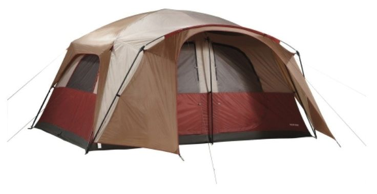 1000 Ideas About 10 Person Tent On Pinterest 8 Person