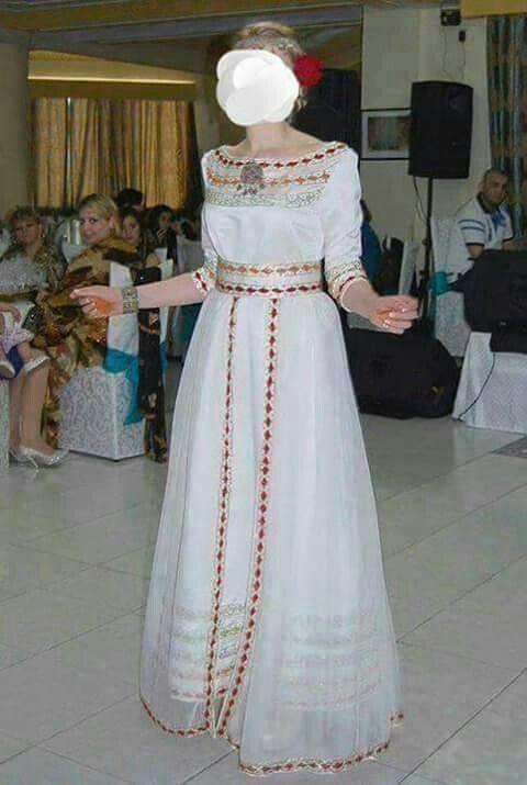 Robe Bérbere kabyle Algérienne #algeriantraditionaldresses #Algérie #الجزائر #Algeria