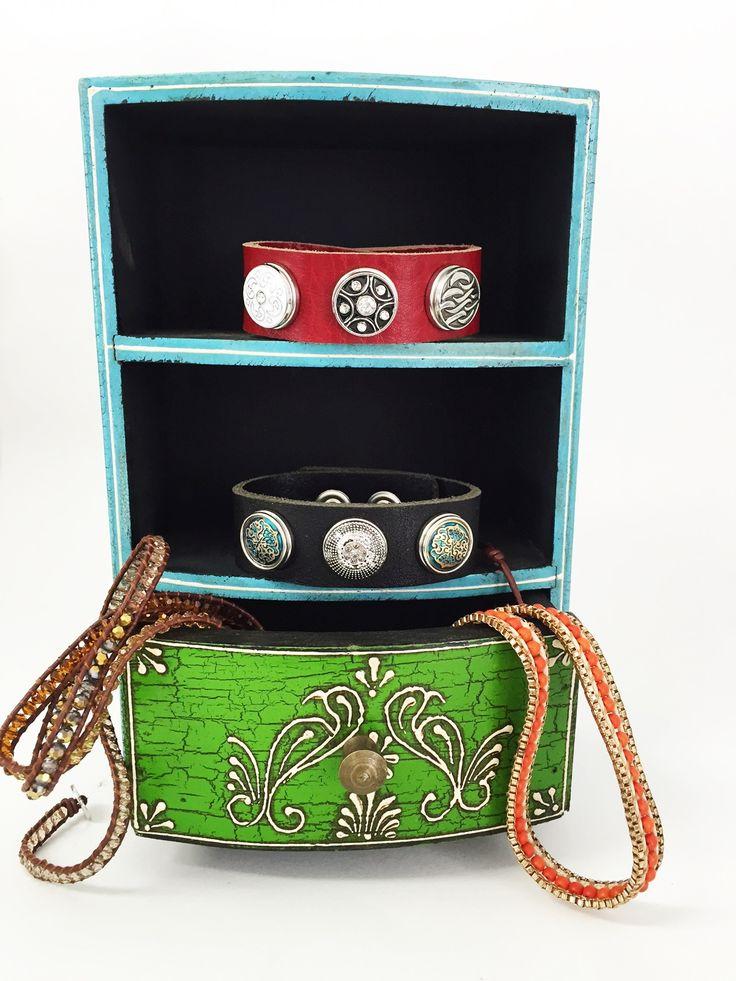NAKONAKO Kliks  Interchangeable Jewellery