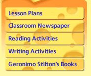 Teach with Geronimo Stilton: Common Core-aligned activities