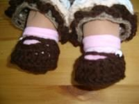 cabbage patch doll shoes