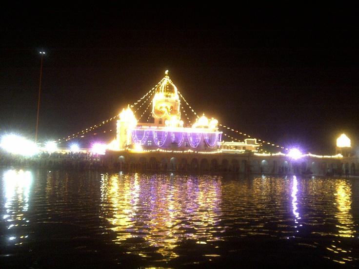 guru purab celebration 23june '12