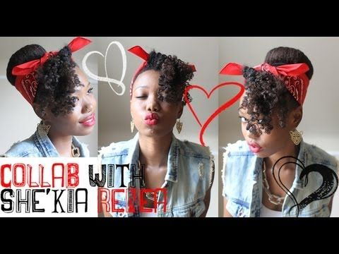 Groovy 1000 Images About Natural Hair Styles On Pinterest Short Hairstyles Gunalazisus