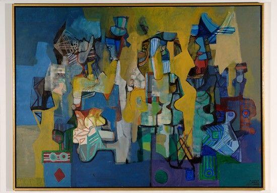 """""""Roberto Burle Marx: uma vontade de beleza"""" traz 80 obras do artista pra Pinacoteca"""