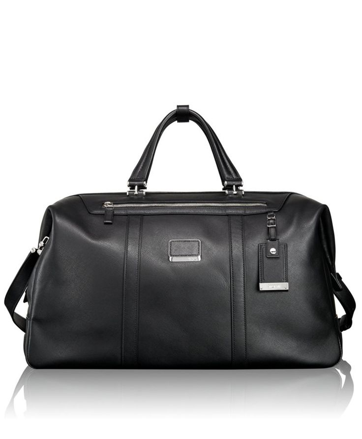 San Remo Leather Duffel