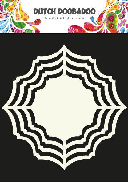 470.713.101 Dutch Doobadoo Shape Art