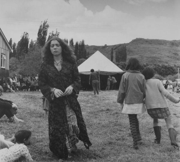 Ans Westra James K Baxter Tangi, Hiruharama, Whanganui River, 1972