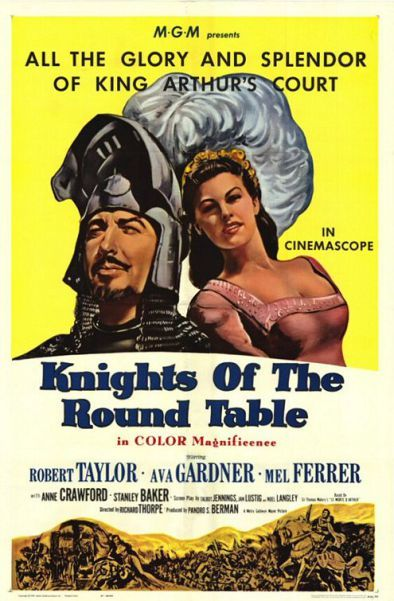 1953 DIRECTOR: Richard Thorpe The medieval English myth of King Arthur has been mined for literature and film as much as Robin Hood, the subject of numerous films over the format's hundred or…