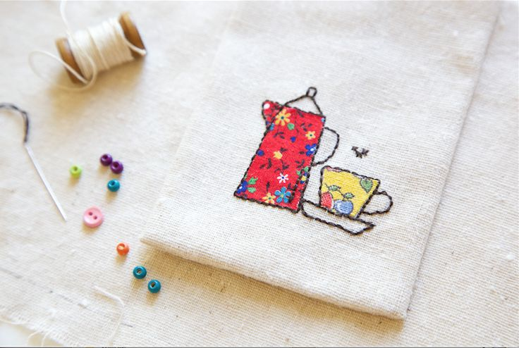 Coffee Sachet | Minki's Work Table