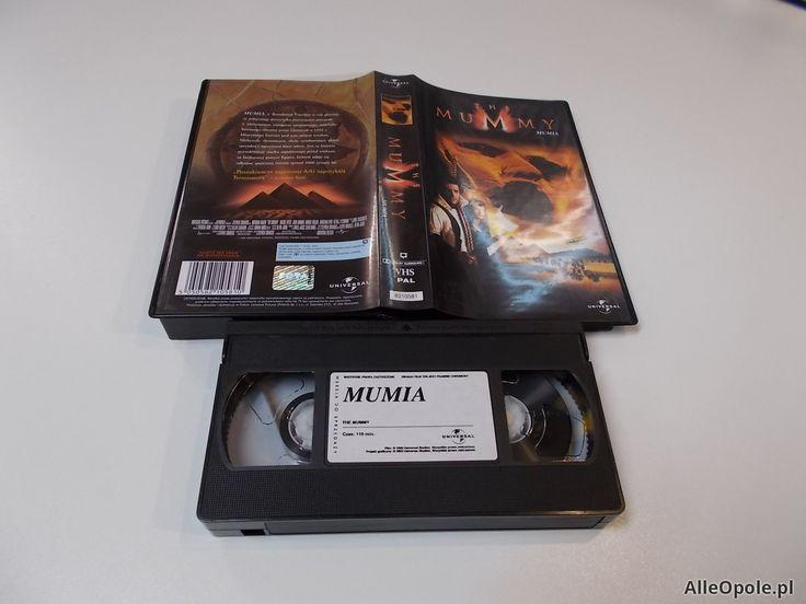 MUMIA - VHS Kaseta Video - Opole 1686 (Opole)