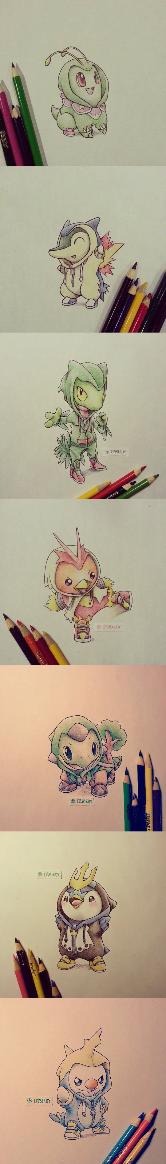 Pokemon MIGNONS <3