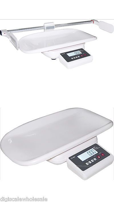 Baby Scales 117016: Baby Weigh Scale T-Scale M101 Pediatric Infant 44Lb X 0.002Lb White Height Ruler -> BUY IT NOW ONLY: $390 on eBay!