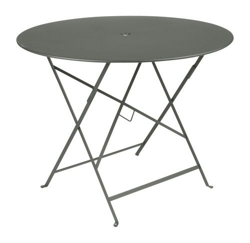 'Bistro Round Folding Table by Fermob. @2Modern'