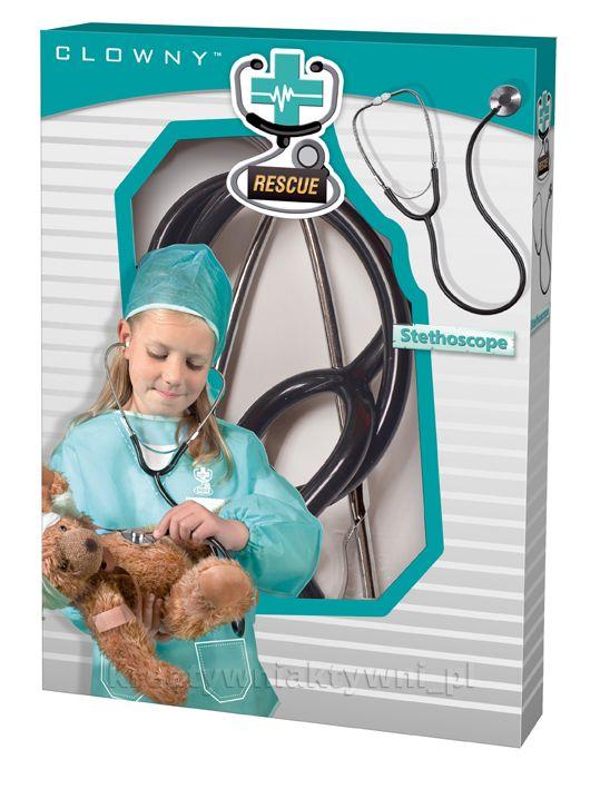 BICIE SERCA  PRZEZ STETOSKOP - stetoskop dla dzieci mały lekarz - zabawki kreatywne dla chłopców i dziewczynek