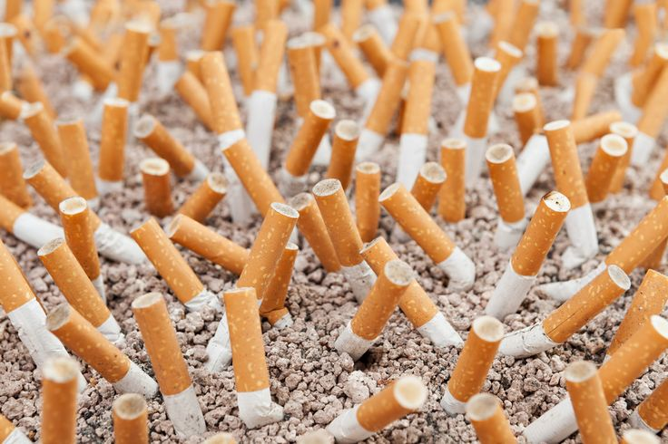 Cigarettes – the sinister truth