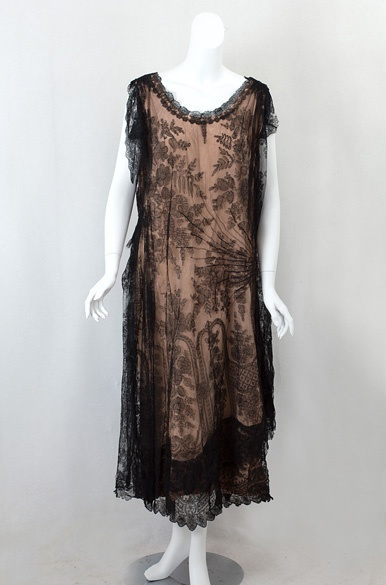 h m flapper style dress quilt