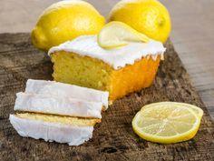 Süße Rezepte: Saftiger Zitronenkuchen
