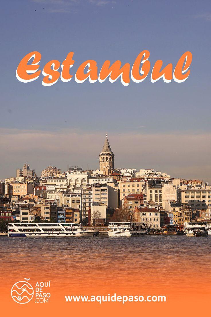 Tres Dias En Estambul Que Ver Estambul Destinos De Europa Estambul Turquia