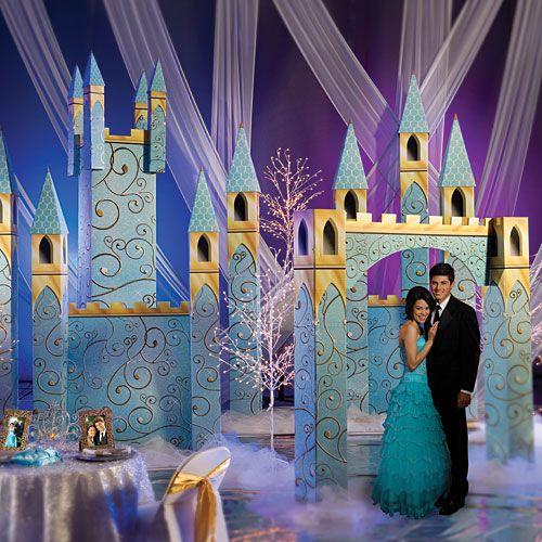 33 best diy castle backdrop images on pinterest | parties, frozen