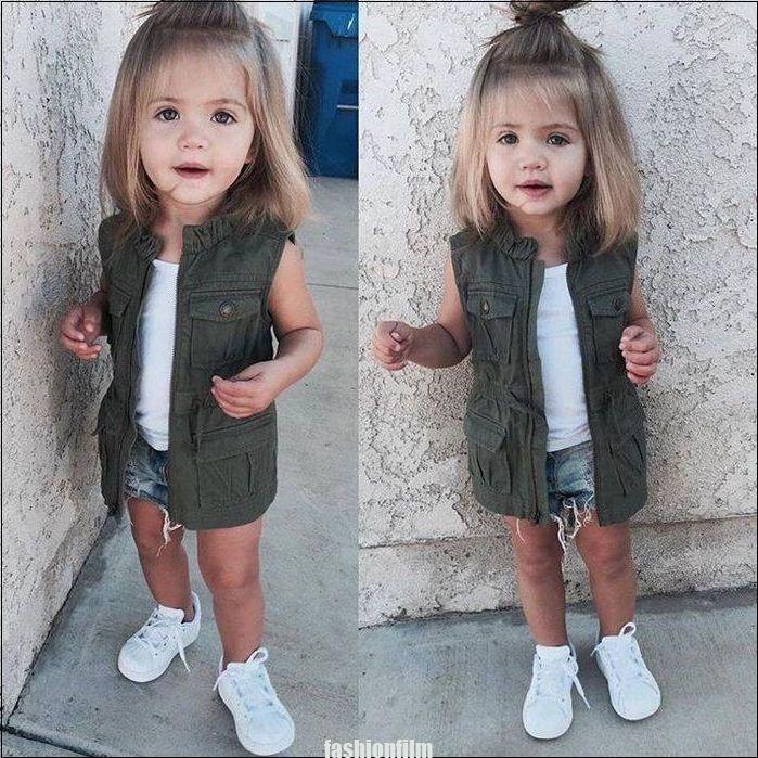 Petite Fille Petite Mode Fille Fille Mode Petite Vetements Bebe Filles Bebe Tenues Enfants