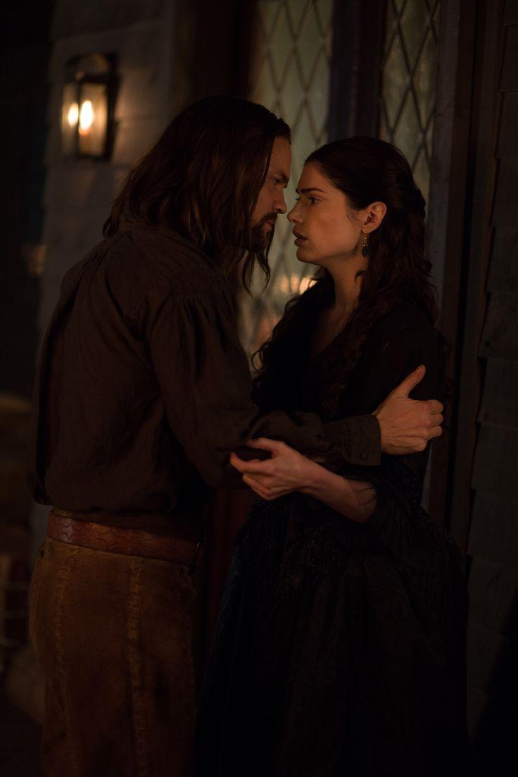 Salem - Mary Sibley and John Alden