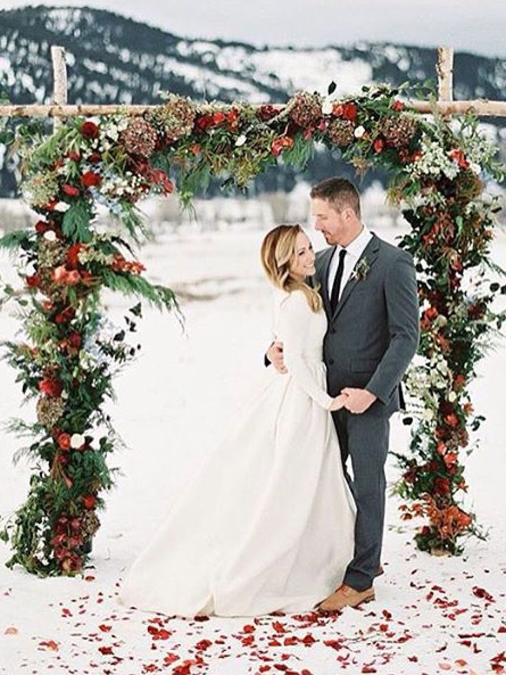 winter wonderland wedding south africa%0A Beautiful Christmas feel to this wonderful wedding  love that view of the  mountains too