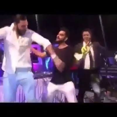 This video of Virat Kohli doing bhangra at Yuvraj Singh's wedding reception in Goa will give you some serious #FriendshipGoals, check it out now!