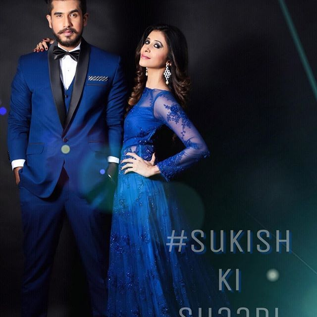 Suyyash Rai, Kishwar Merchant's Pre-Wedding Photoshoot