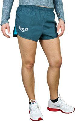 Nike USATF Women's Dri-FIT Fundamental Road Race Shorts