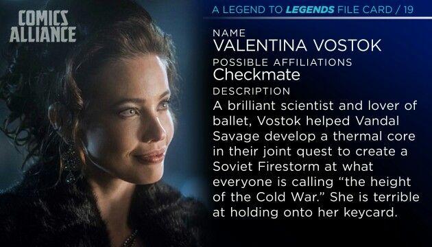 Valentina Vostok