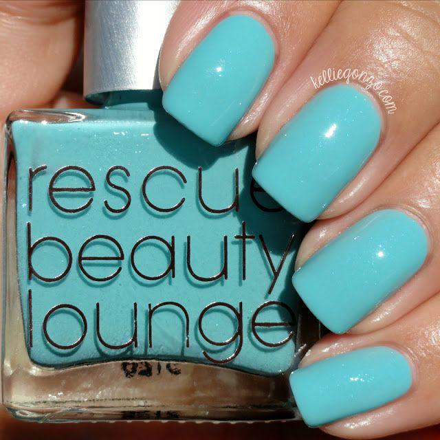 Rescue Beauty Lounge Manicurator // kelliegonzo.com | my nails ...