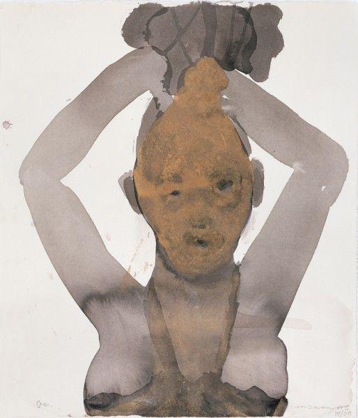 Marlene Dumas » Survey: Selected Works » David Zwirner