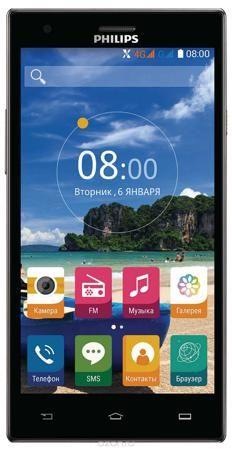 Philips S616, Dark Grey  — 15990 руб. —  Смартфон Philips S616 оснащен световой технологией SoftBlue, которая снижает уровень вредного излучения в синем спектре, тем самым защищая зрение, и обеспечивает превосходное яркое изображение. Позаботьтесь о своих близких с помощью новых интеллектуальных технологий! Создавайте удивительные фотографии при помощи превосходной камеры 13 мегапикселей. Разнообразьте ваши снимки с помощью богатого выбора интересных фотоэффектов. Благодаря различным режимам…