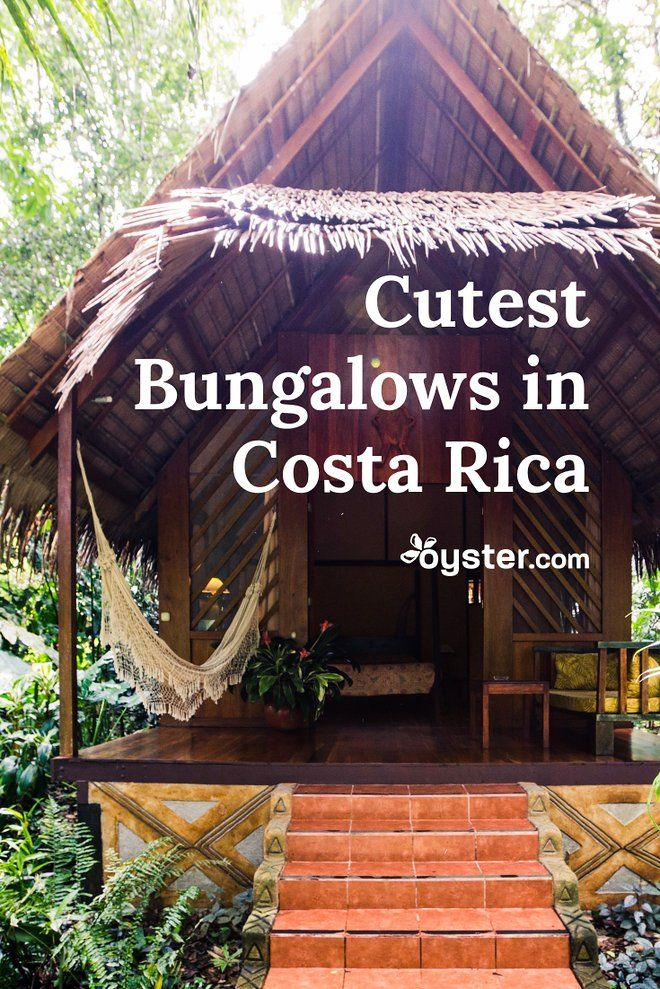 The 13 Cutest Bungalows In Costa Rica