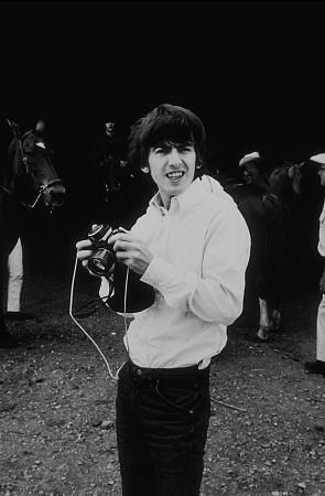 Image result for George Harrison 1965 camera