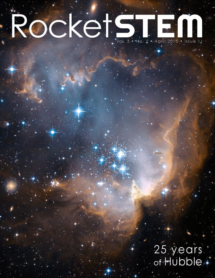 RocketSTEM - April 2015  Inspiring the next generation of scientists, astronomers, engineers and explorers.