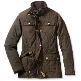 Barbour Ladies Quilted Utility Jacket | Bestgear Women's