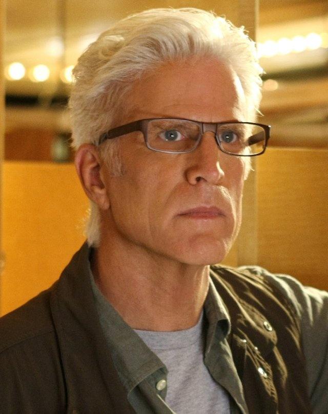 Ted Danson, i like him on CSI