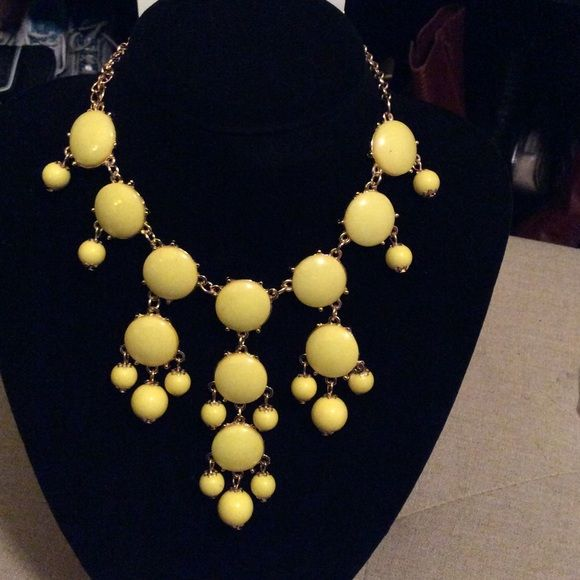 Bubble necklace yellow Bubble necklace yellow color/ check out ways to wear this BEAUTY!!! 😍😍😍😍 Bubble necklace Jewelry Necklaces