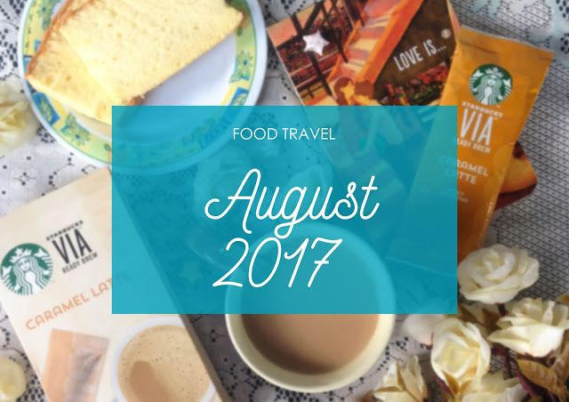 Let's see what I enjoyed last August! :D #FoodTravel #Food #Foodie #KulinerSurabaya