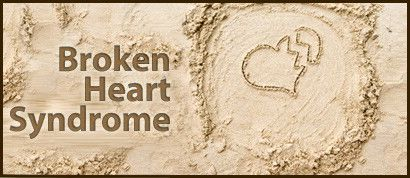 When you think of a broken heart, you may picture a cartoon drawing with a jagged line through it. But a real-life broken heart can actually lead to cardiac consequences. There ARE established ties between depression, mental health and heart disease. An extremely stressful event can have impact on heart!