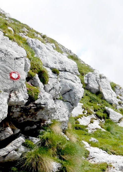 Top 5 Sloveense wandelroutes. #Wandeltochten
