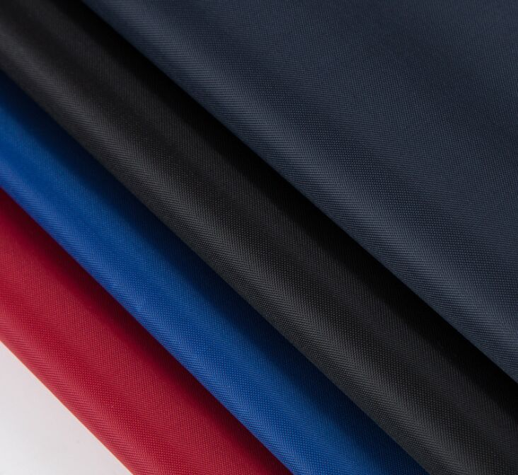 Polyester 150d Oxford Fabric Waterproof Pvc Coating Oxford Fabric Fabric Polyester